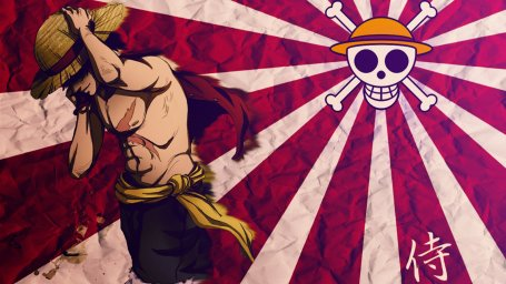 Monkey D Luffy HD Wallpaper