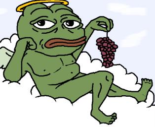 на небе ест виноград